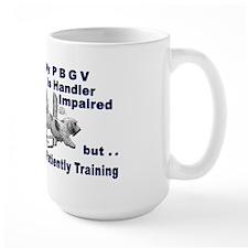 PBGV Agility Mug