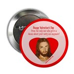 Sorry Ass Valentine Button