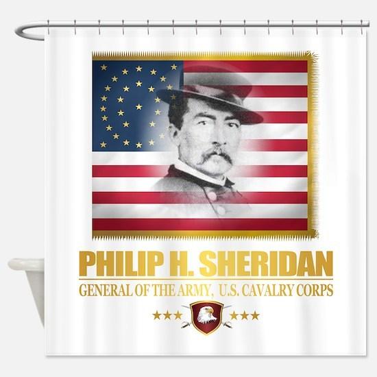 Sheridan (C2) Shower Curtain