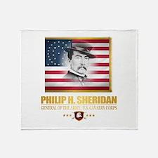 Sheridan (C2) Throw Blanket