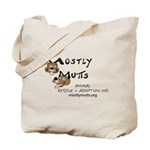 Mostly Mutts Tote Bag