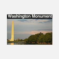 Washington Monument Rectangle Magnet
