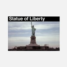 Statue of Liberty NM Rectangle Magnet
