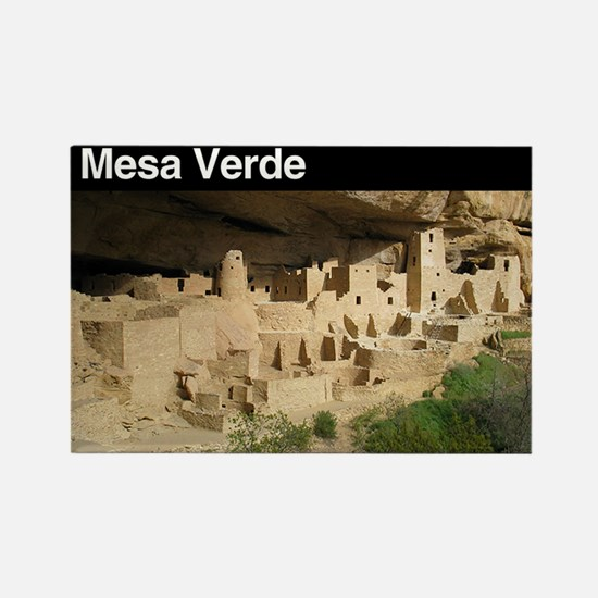 Mesa Verde NP Rectangle Magnet