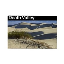 Death Valley National Park Rectangle Magnet