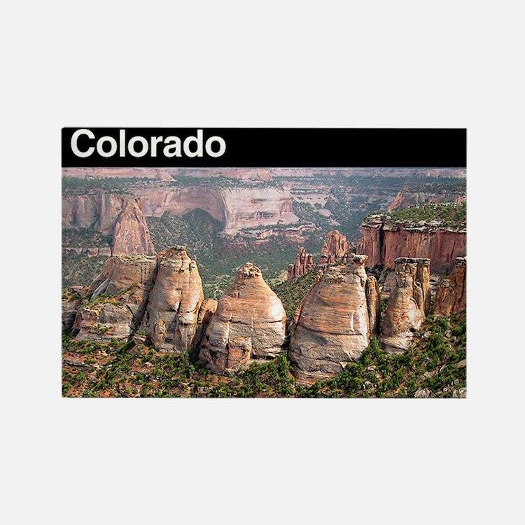 Colorado NM Rectangle Magnet