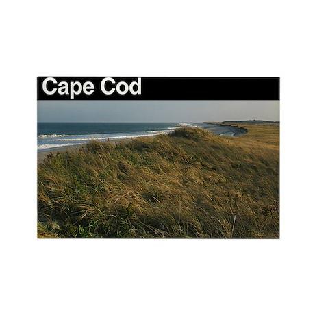 Cape Cod NS Rectangle Magnet