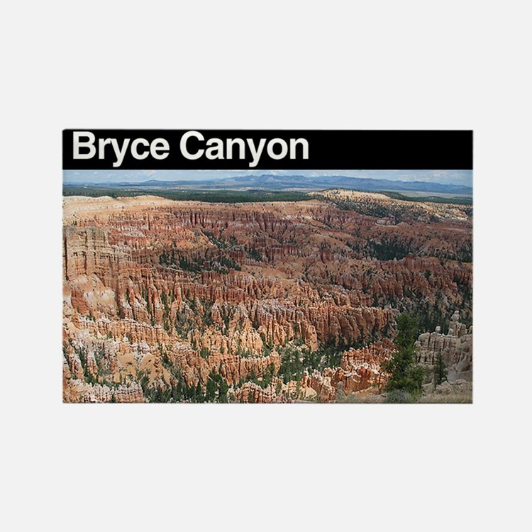 Bryce Canyon NP Rectangle Magnet