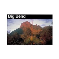 Big Bend National Park Rectangle Magnet