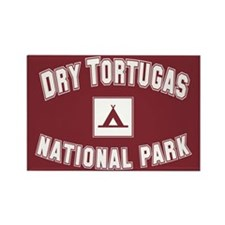 Dry Tortugas National Park Rectangle Magnet