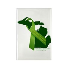 Turn Michigan Green Magnets