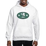 Virgo Color Hooded Sweatshirt