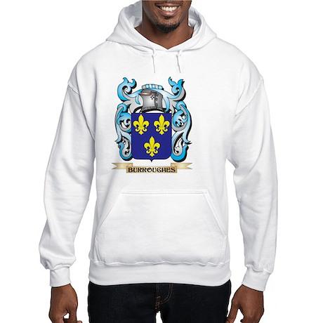 Burroughes Coat of Arms - Family Crest Sweatshirt