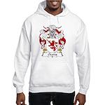 Ozores Family Crest Hooded Sweatshirt