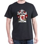 Ozores Family Crest Dark T-Shirt