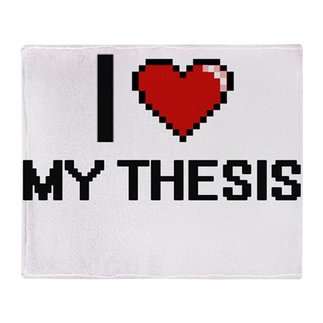 blanket thesis Browse 1000s of thesis blankets to stay warm and cozy in the house stay warm with these customized throw blankets.