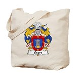 Otero Family Crest Tote Bag