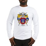 Otero Family Crest Long Sleeve T-Shirt