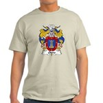 Otero Family Crest Light T-Shirt