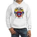 Otero Family Crest Hooded Sweatshirt
