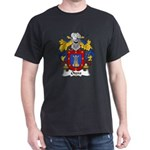 Otero Family Crest Dark T-Shirt