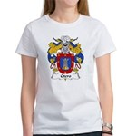 Otero Family Crest Women's T-Shirt