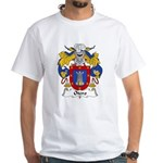 Otero Family Crest White T-Shirt