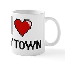 I love My Town Mug