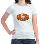 Aires Color Jr. Ringer T-Shirt