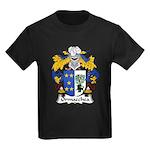 Ormaechea Family Crest Kids Dark T-Shirt