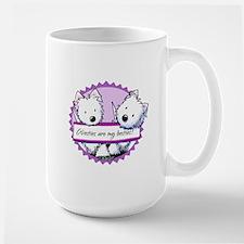 KiniArt Westies Besties Mug
