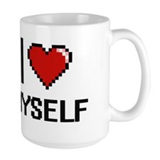 I Love Myself Mugs
