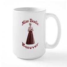 Miss Beadle Forever Mug