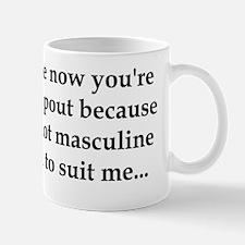 Cute Masculine Mug