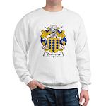 Ontiveros Family Crest Sweatshirt