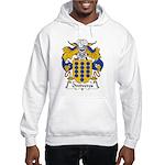 Ontiveros Family Crest Hooded Sweatshirt