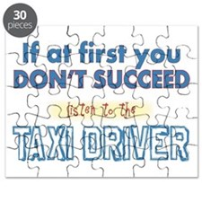 Taxi Driver Puzzle