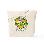 Oliveras Family Crest Tote Bag