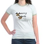 Mostly Mutts Ringer Tee T-Shirt
