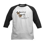 Mostly Mutts Kids Baseball Jersey