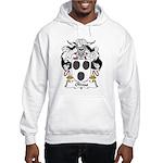 Olivas Family Crest Hooded Sweatshirt