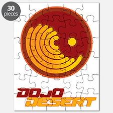 burntprawn - Desert Dojo - Night Puzzle