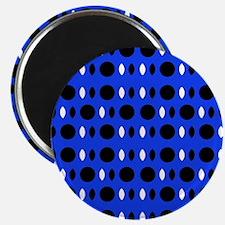 Cobalt Blue Perception Designer Magnets