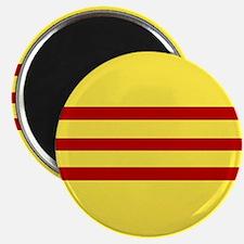 Flag of South Vietnam 2 Magnet