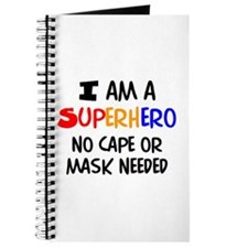 i am superhero Journal