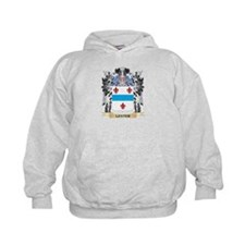 Lester Coat of Arms - Family Crest Hoodie