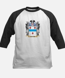 Lester Coat of Arms - Family Crest Baseball Jersey