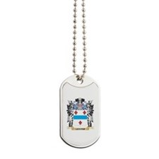Lester Coat of Arms - Family Crest Dog Tags