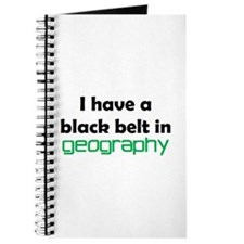 geography black belt Journal