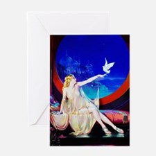 Clive Sultana & Dove Pinup Greeting Cards